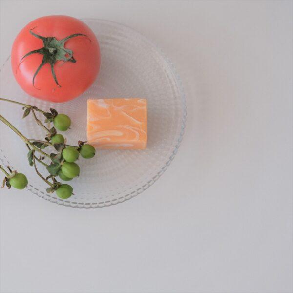 春休みスペシャル「お子さまと一緒に、はじめての手作り石けん教室」~野菜の色素で石けんを作ろう!~